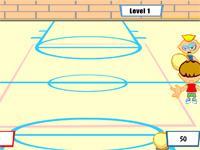 Flash Game Völkerball