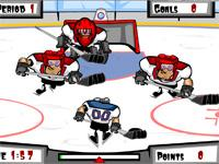 Flash Game Powerplay Hockey