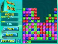 Flash Game Quick Brick