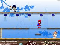 Flash Game Kungfu
