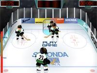 Flashgame Eishockey Sekonda