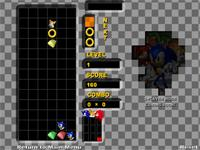 Flash Game Sonic Puzzle