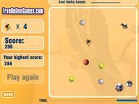 Flashgame MA Balls