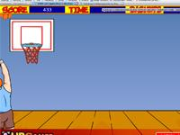 Flashgame Basketball Hot Shots