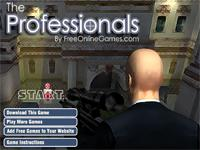 Flashgame The Professionals