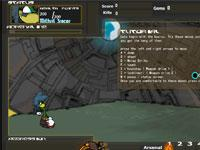 Flashgame Element Saga