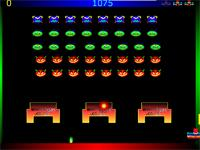 Flashgame Desktop Invaders
