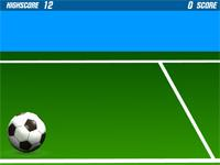 Flashgame Soccerball