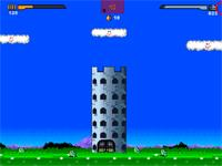 Flashgame Super Mario Gunman