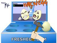 Flashgame Wak´n Egg