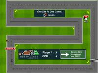 Flashgame Webrace