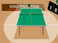 Flashgame King Ping Pong