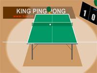 Flashgame King Ping Pong