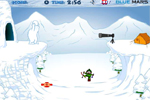 Flashgame Yeti Strike