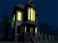 Flashgame Happy Halloween