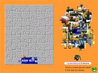 Flashgame Puzzle