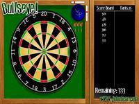 Flashgame - Bullseye