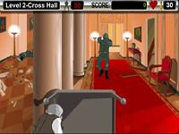 Flashgame - Bush Shoot-Out